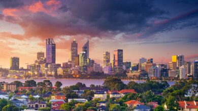 Perth property growth rate