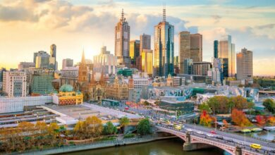dwelling values sales volumes rental yields Melbourne and nationally