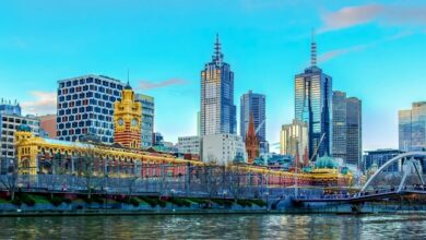 Melbourne sees decline in new listings