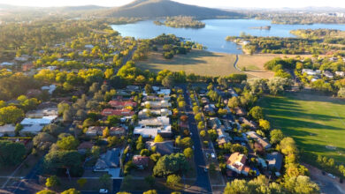 ACT real estate industry Canberra Hannah Gill REIACT
